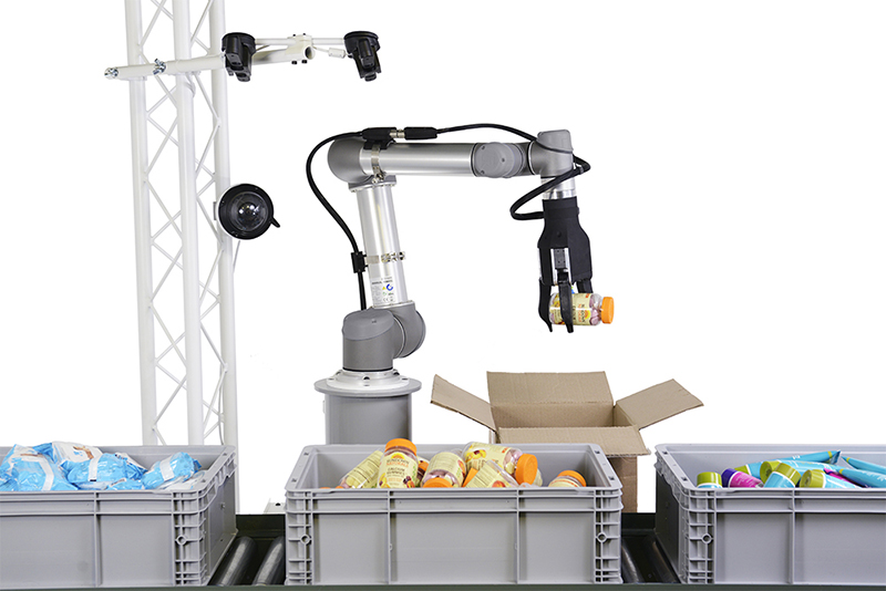 Robots Take Over the Warehouse | Market Share