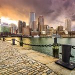 A Tale of Two City Skylines: Boston and San Francisco